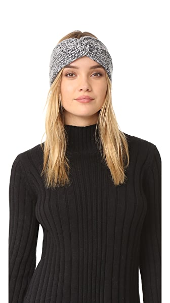 Rag & Bone Francesca Cashmere Headband - Ivory at Shopbop