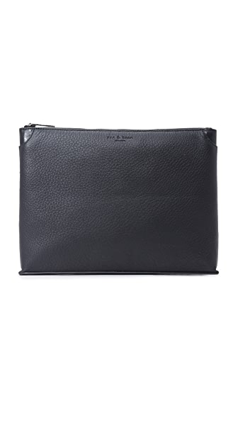 Rag & Bone Medium Pouch - Black