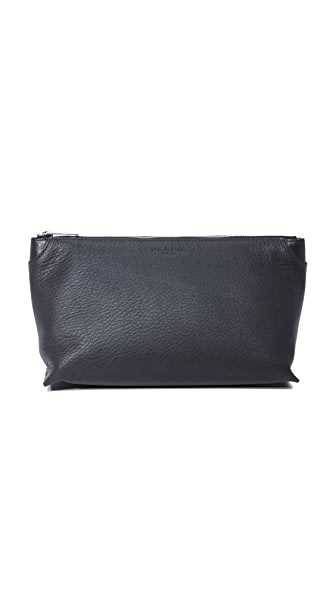 Rag & Bone Travel Pouch In Black