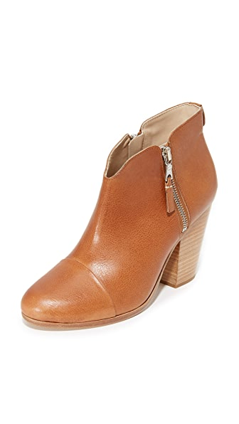 Rag & Bone Margot Booties - Tan
