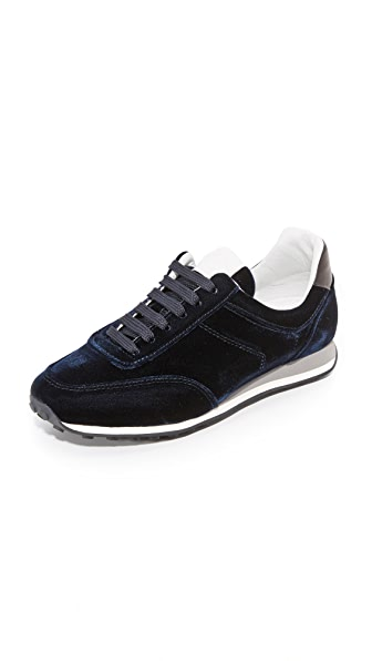 Rag & Bone Dylan Runner Sneakers - Navy