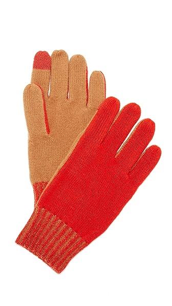 Rag & Bone Lorraine Texting Gloves
