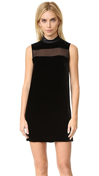 Rag & Bone Danni Velvet Dress