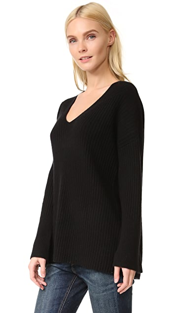 Rag & Bone Phyllis Cashmere Sweater