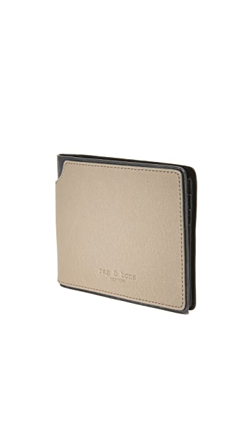 Rag & Bone Billfold Wallet