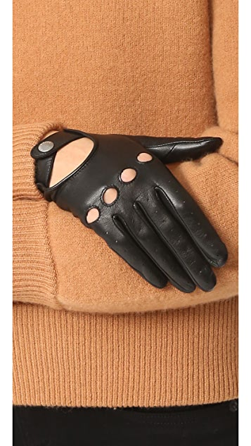 Rag & Bone Driving Gloves