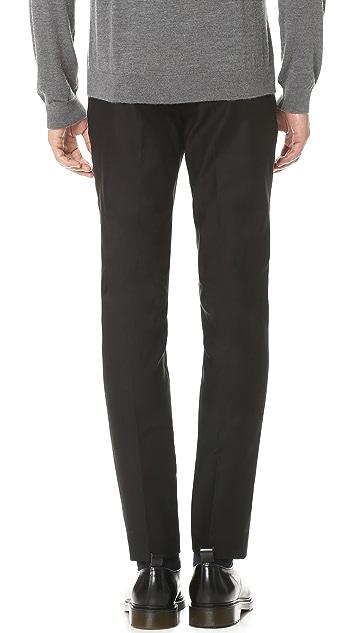 Rag & Bone Grant Suit Trousers