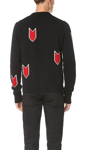 Rag & Bone Jackson Crew Sweater