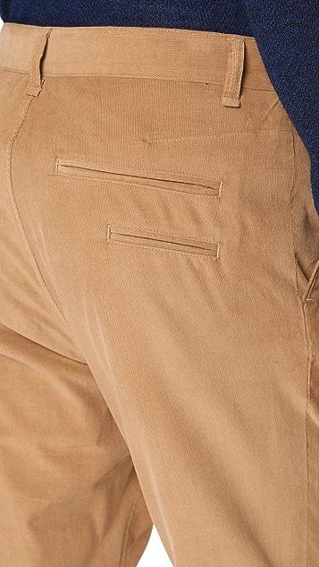 Rag & Bone Farris Corduroy Trousers