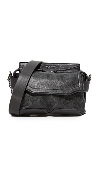 Rag & Bone Micro Pilot Satchel - Black