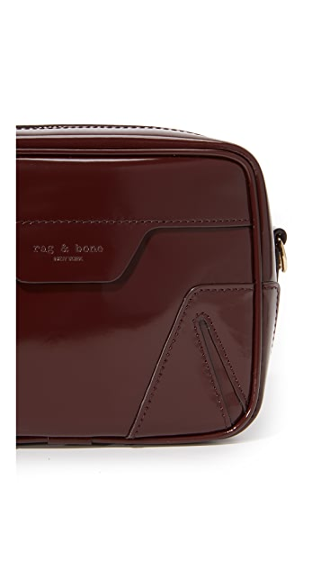 Rag & Bone Mini Flight Camera Bag