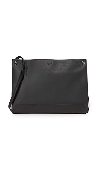 Rag & Bone Compass Shoulder Bag - Black