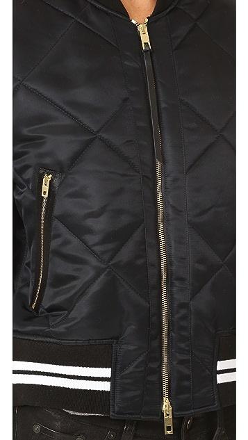 Rag & Bone Vine Bomber Jacket