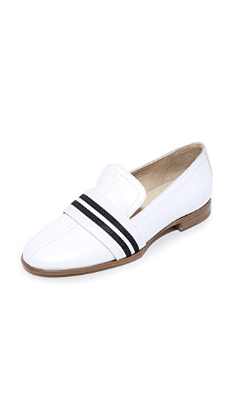 Rag & Bone Amber Loafers - White