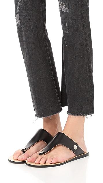 Rag & Bone Luna Flip Flops