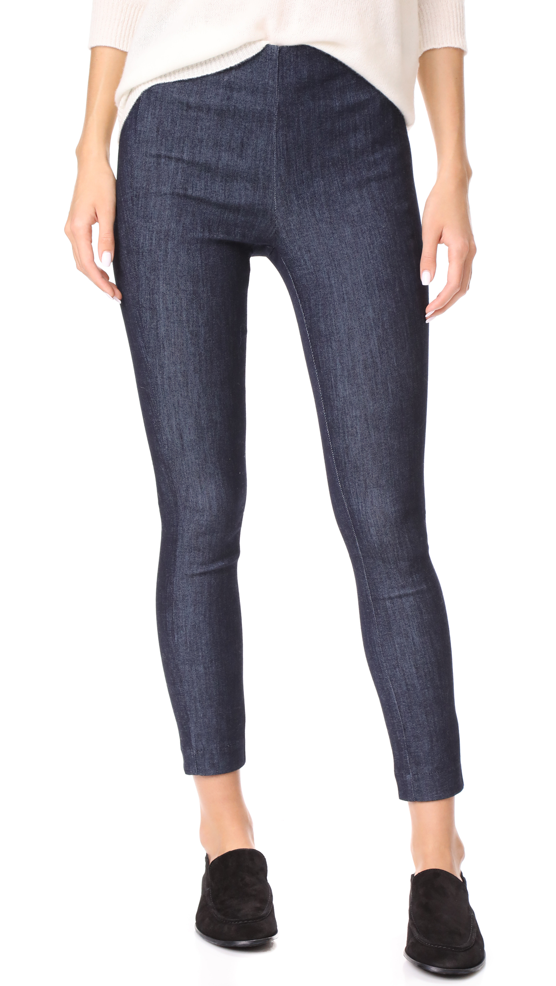 Rag & Bone Simone Denim Pants In Indigo