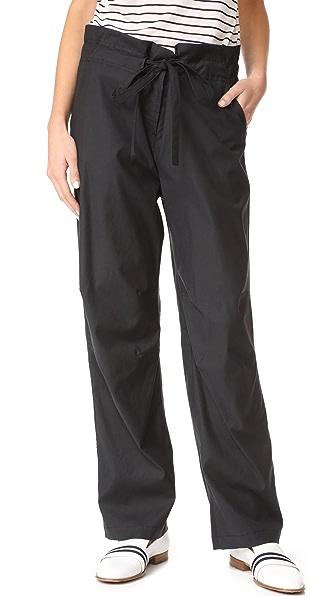 Rag & Bone Seawater Pants - Black