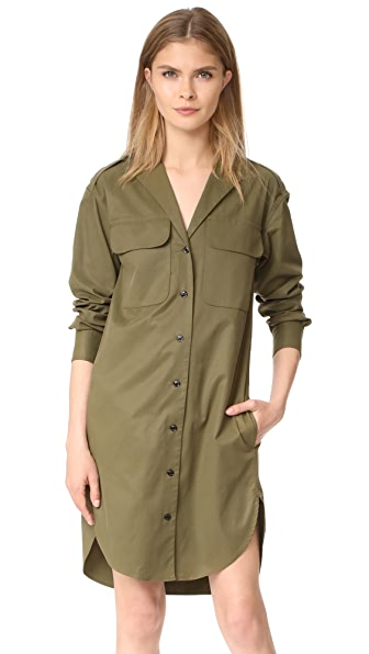 Rag & Bone Mason Shirtdress