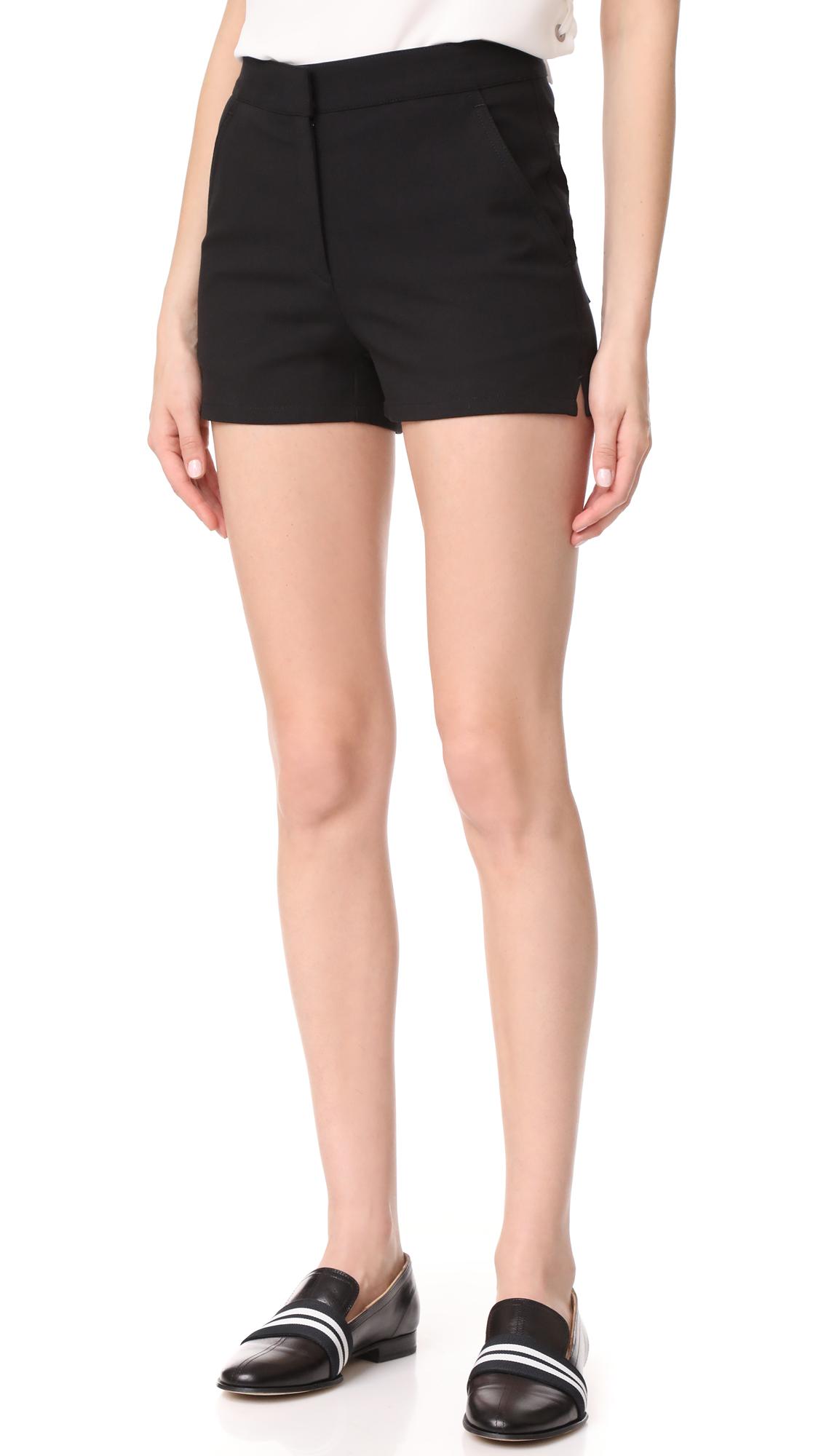 Rag & Bone Carson Shorts - Black