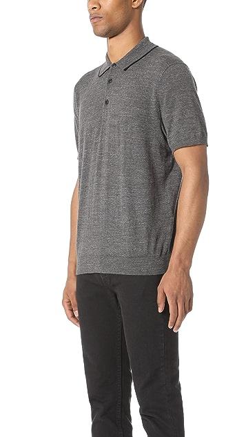 Rag & Bone Lucas Polo Shirt