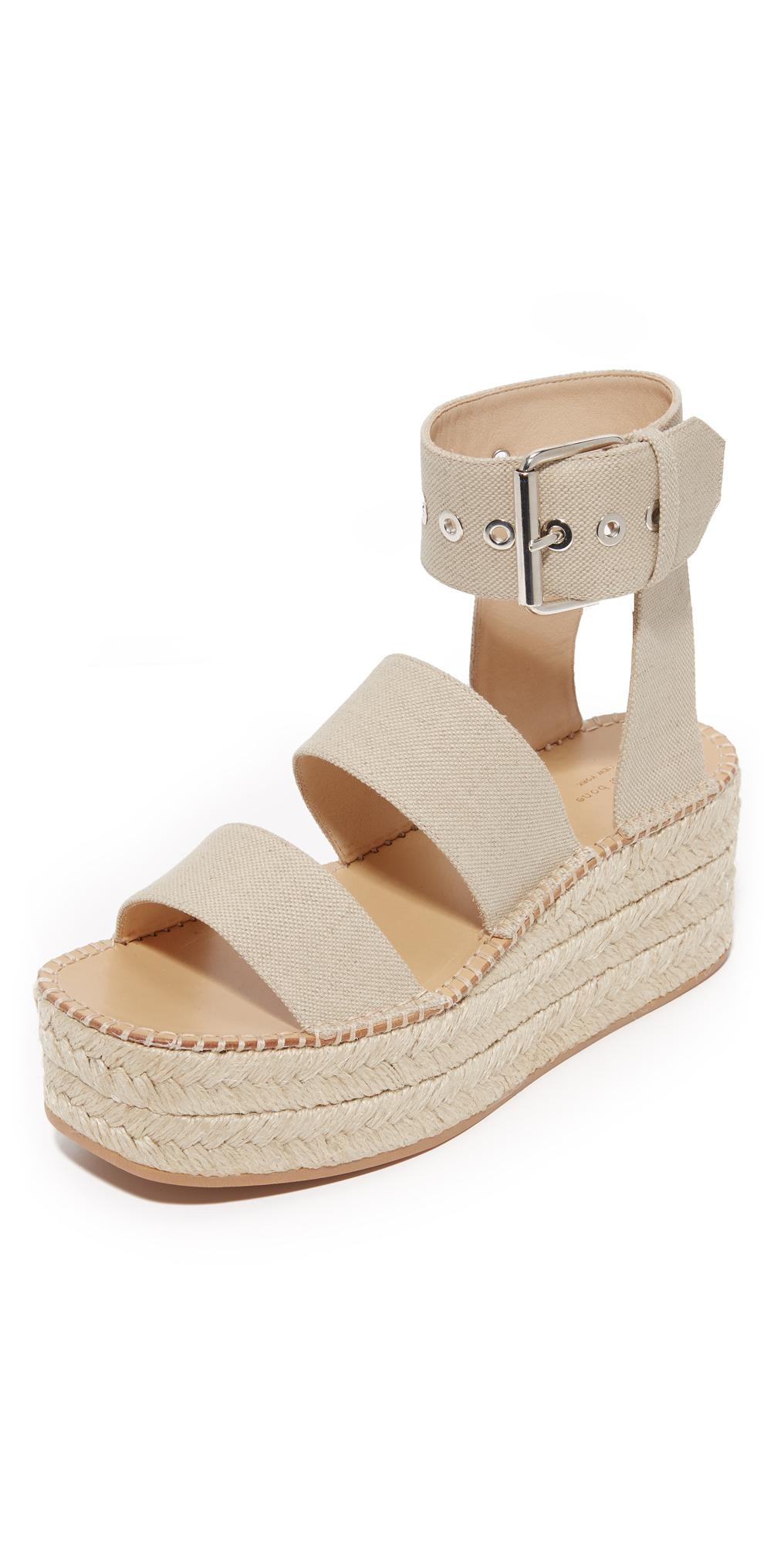 Tara Platform Sandals Rag  Bone