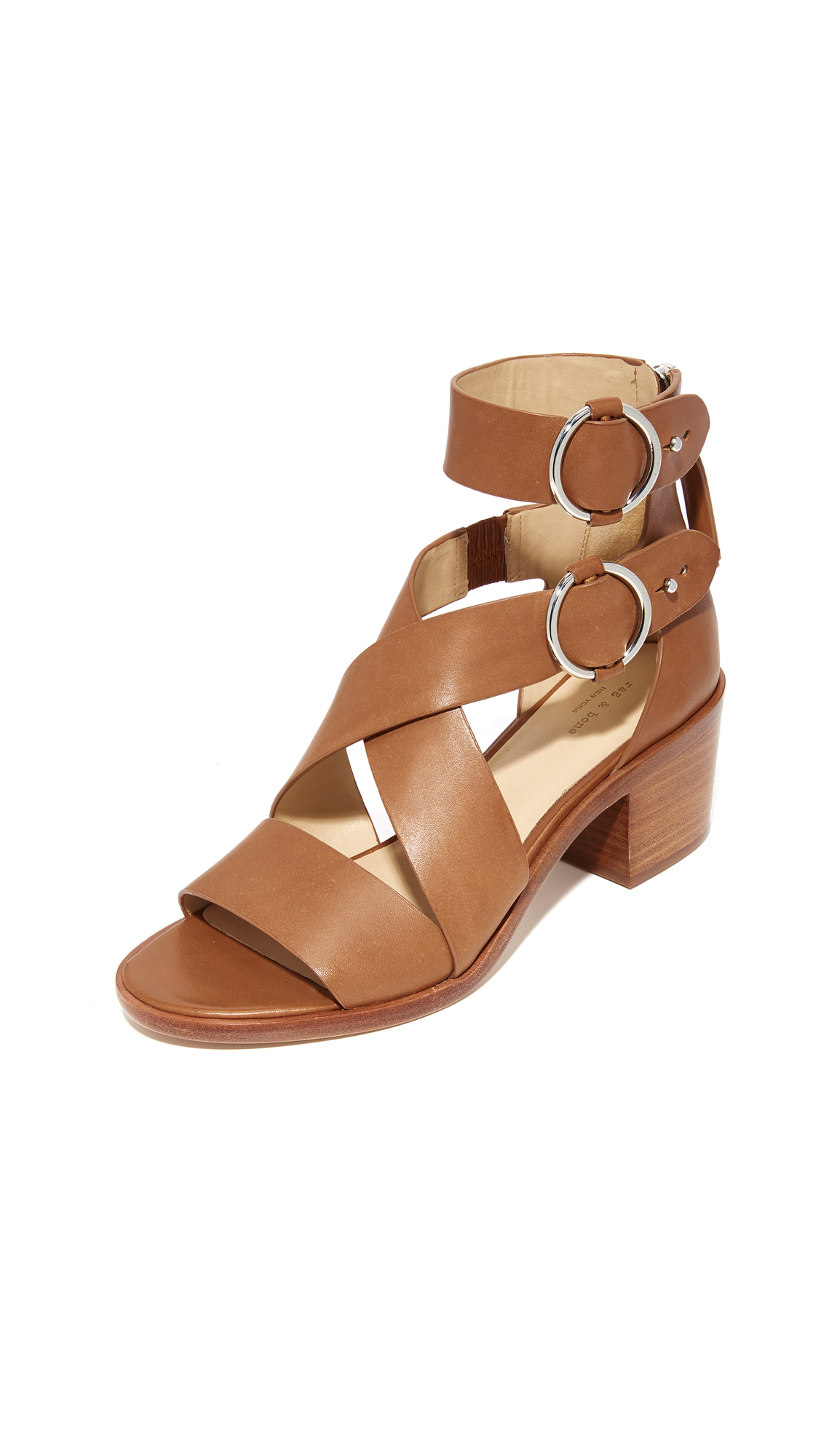Rag & Bone Mari City Sandals - Tan