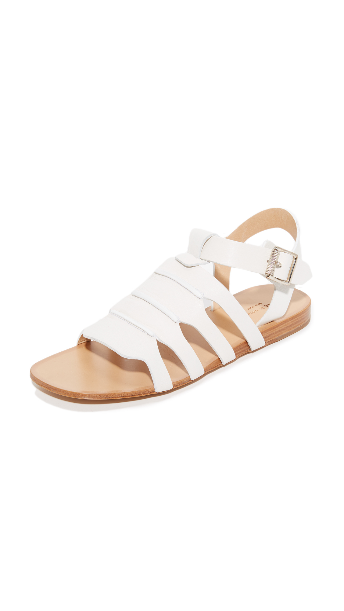 Rag & Bone Karli Sandals - White