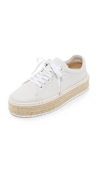 Rag & Bone Kent Espadrille Sneakers - White