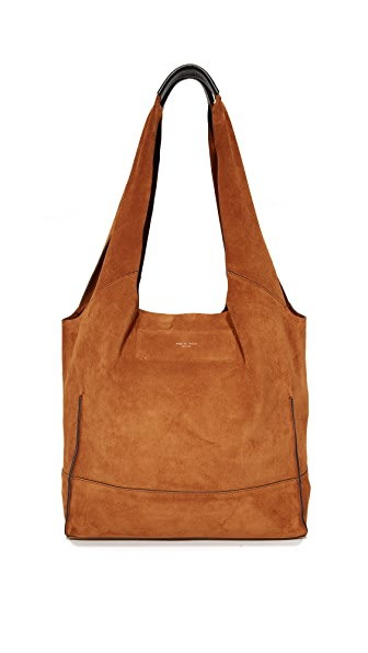 Rag & Bone Walker Shopper Tote - Tan