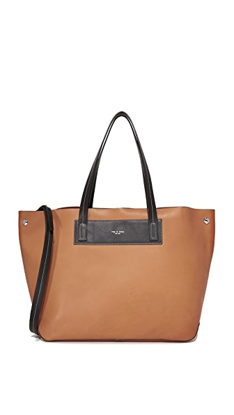 Rag & Bone Compass Everyday Tote - Tan