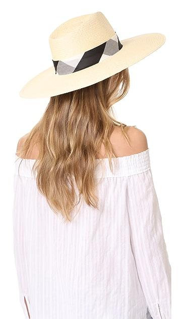 Rag & Bone Wide Brim Panama Hat