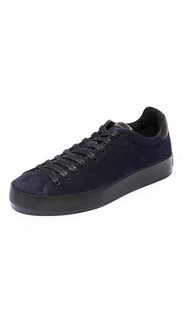 Rag & Bone RB1 Suede Sneakers