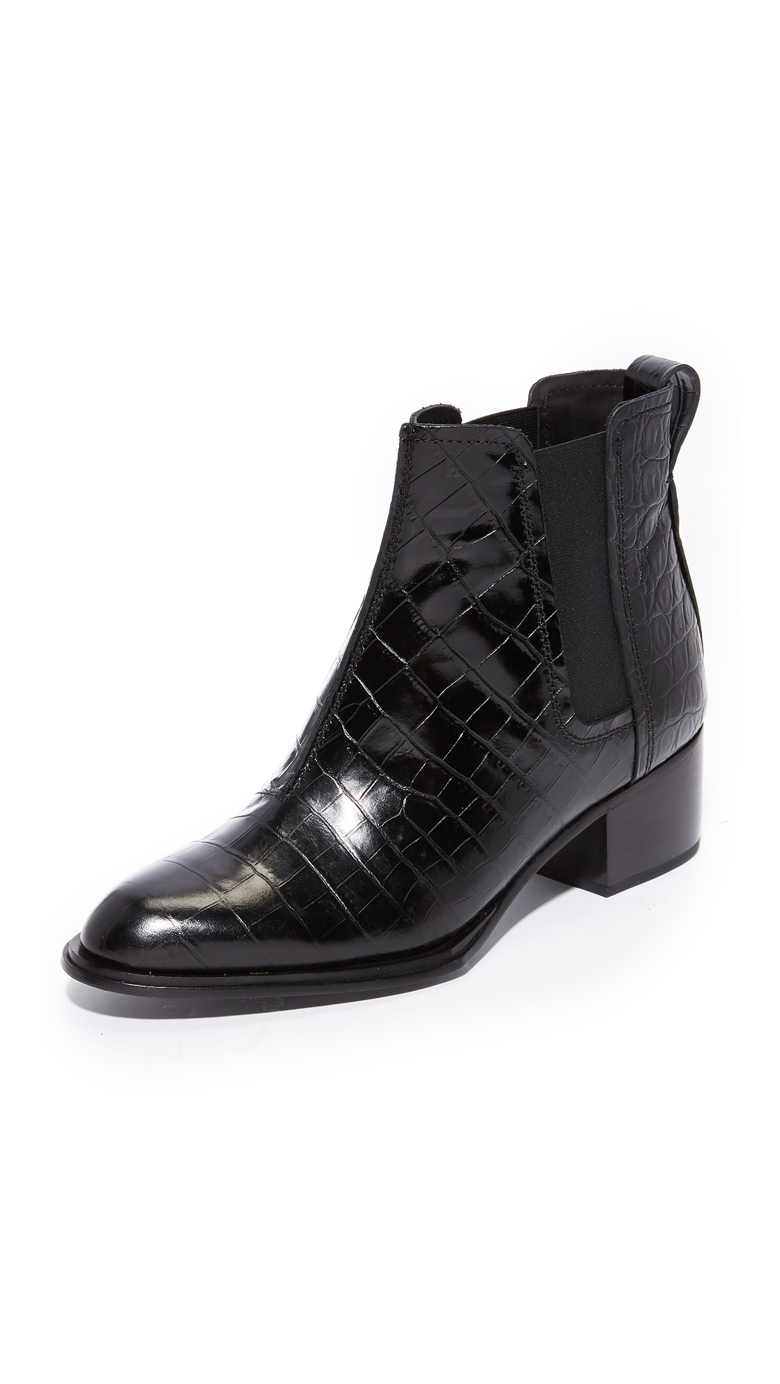 Rag & Bone Walker II Booties - Black