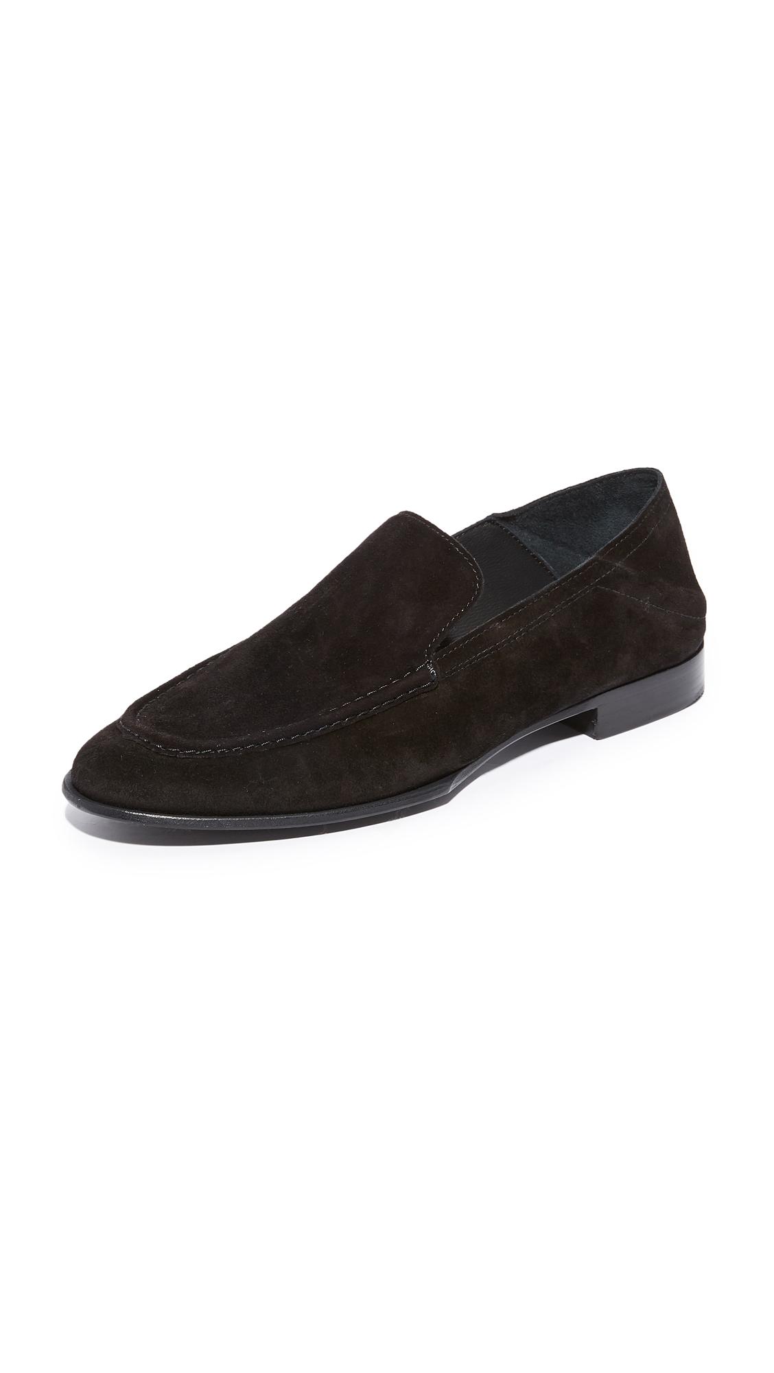 Rag & Bone Alix Convertible Loafers - Black
