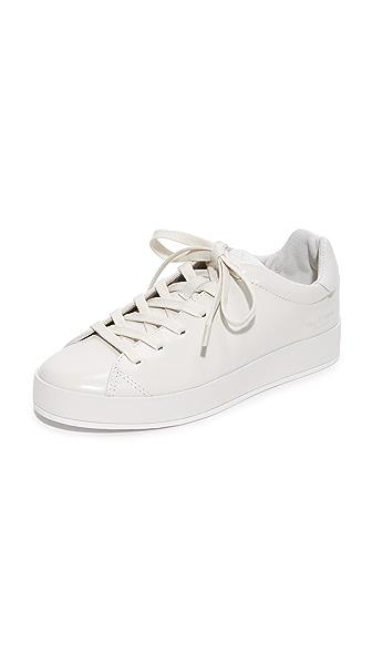 Rag & Bone RB1 Low Sneakers - Off White