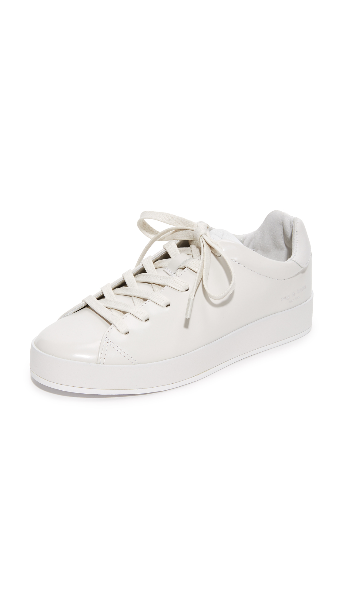 Rag & Bone RB1 Low Sneakers - Off White