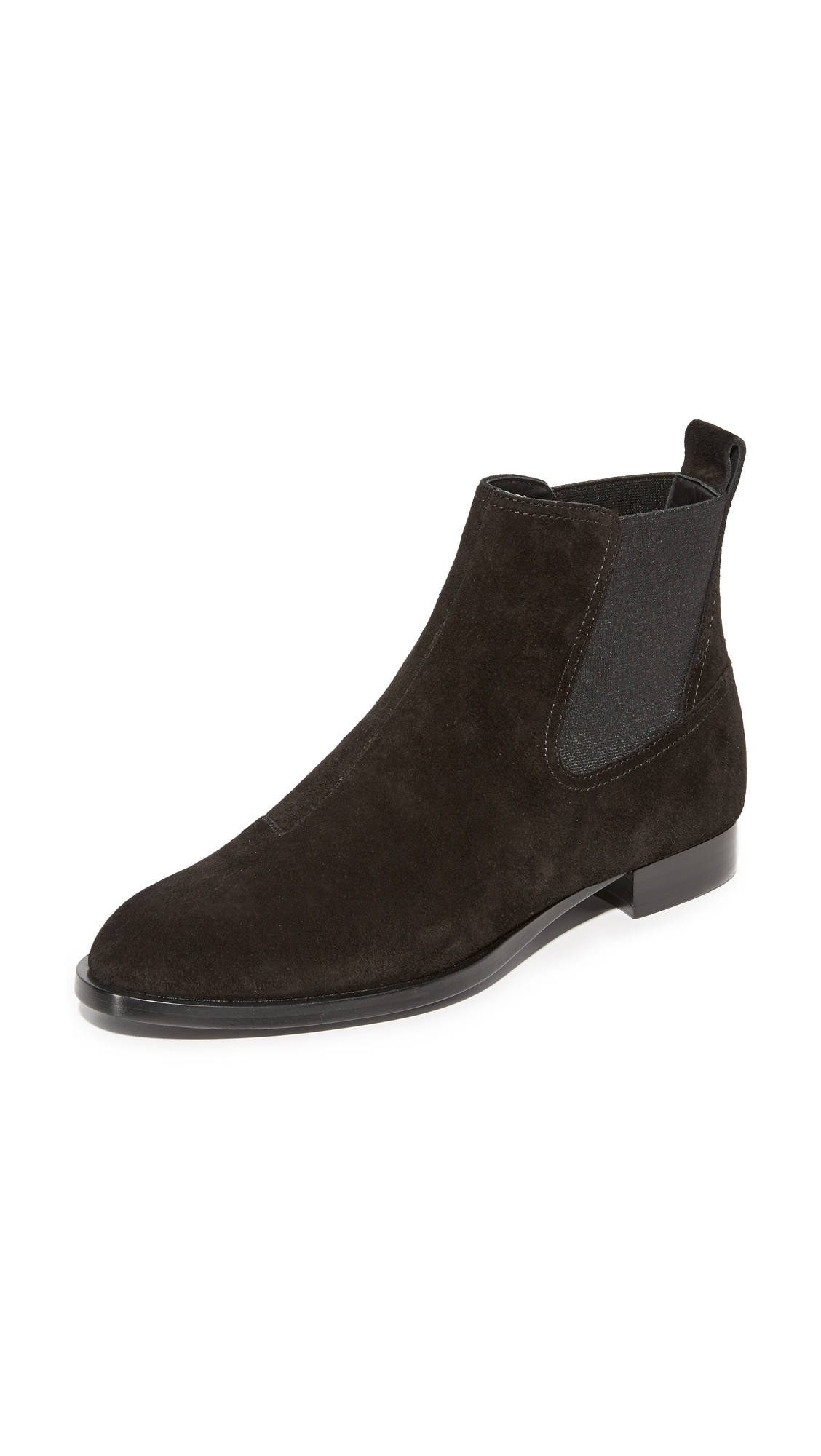 Rag & Bone Mason Chelsea Booties - Black