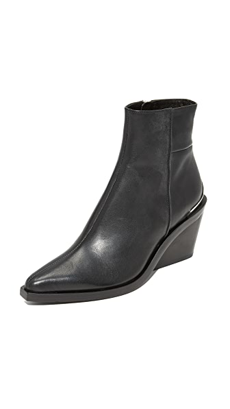 Rag & Bone Santiago Wedge Booties