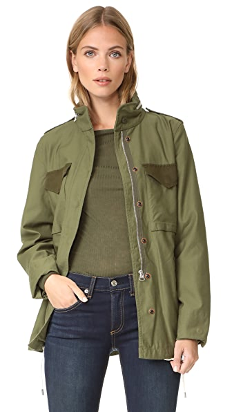 Rag & Bone Ashfield Jacket - Olive