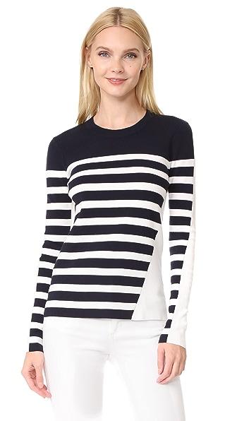 Rag & Bone Cecille Stripe Pullover