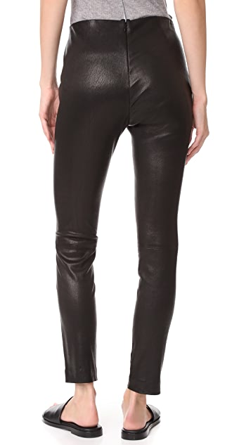 Rag & Bone Simone Leather Pants
