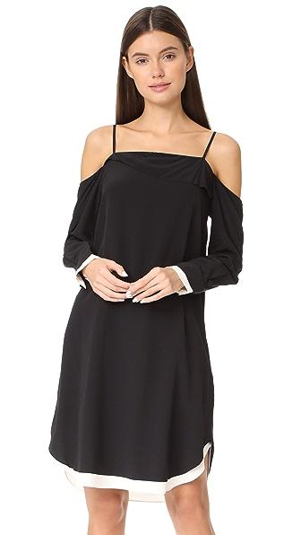 Rag & Bone Karley Long Sleeve Dress