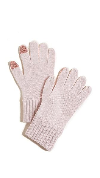 Rag & Bone Ace Cashmere Texting Gloves