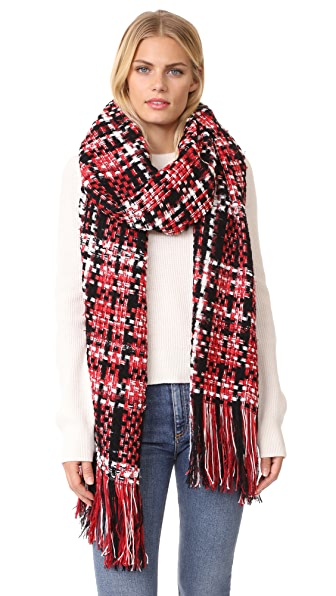Rag & Bone Linton Tweed Scarf at Shopbop
