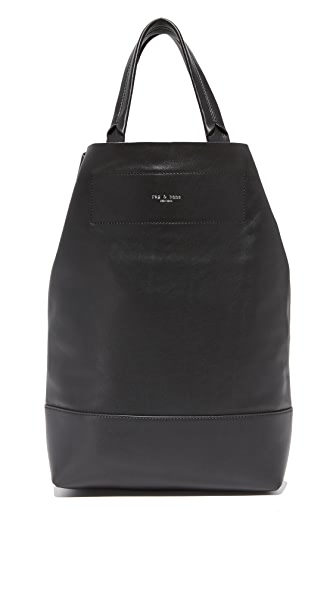 Rag & Bone Walker Convertible Tote - Black