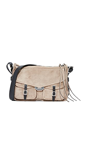 Rag & Bone Field Messenger Bag - Warm Grey