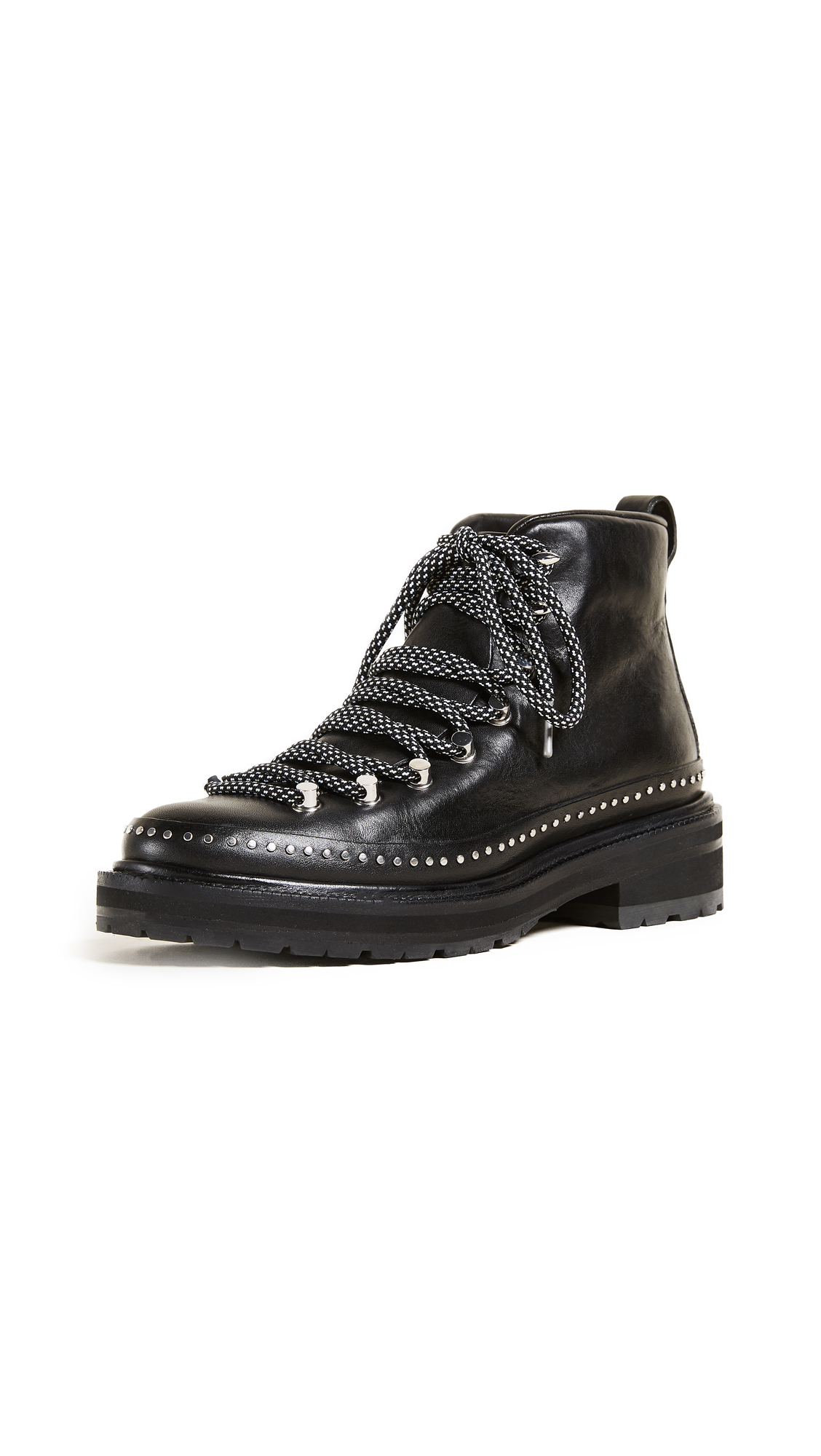 Rag & Bone Compass Boots II - Black