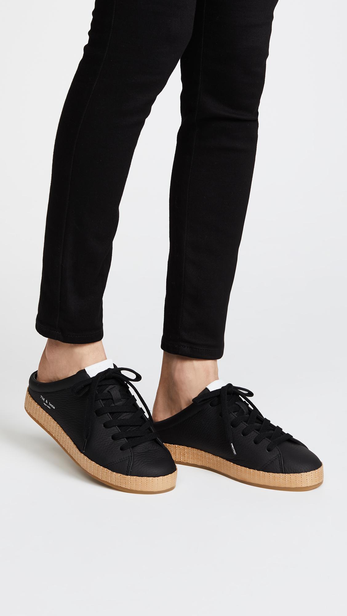 10529a00b53d3 Rag & Bone RB1 Mule Sneakers | SHOPBOP