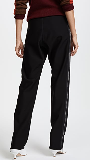 Rag & Bone Zipped Track Pants