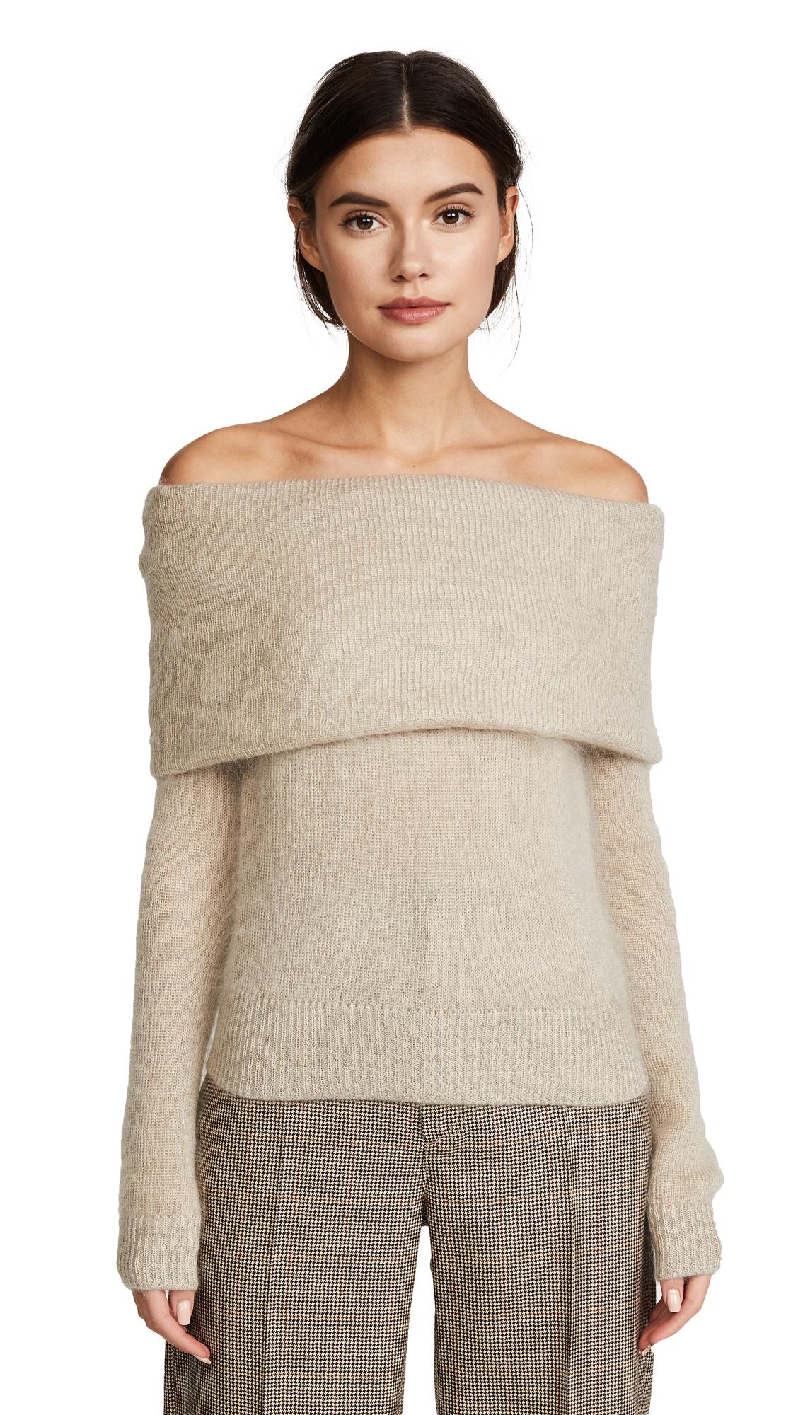 Rag & Bone Mimi Sweater - Mink